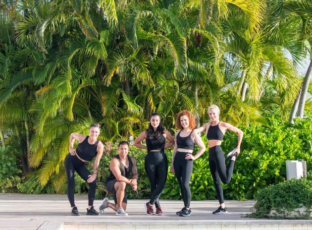 bande pilates team